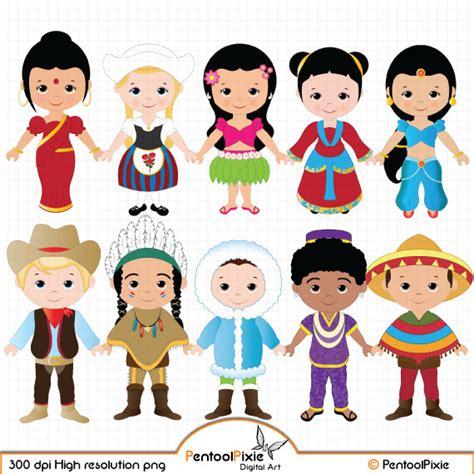 children clipart children of the world clipart part 1 children around the