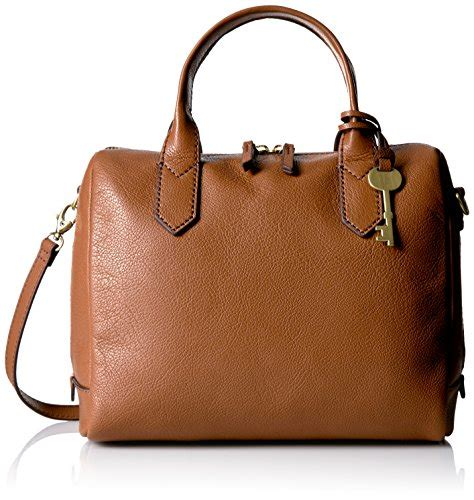 Fossil Fiona Brown fossil fiona satchel brown