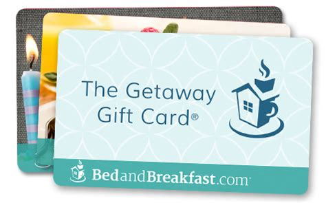 bed and breakfast gift card bedandbreakfast com offers 150 in gift cards during labor