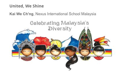 doodle 4 malaysia this 15 year s doodle will be featured on the