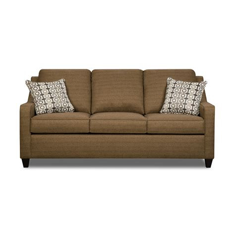 Sectional Sofa With Hide A Bed Simmons Upholstery 8950 04q Mover Cafe Hide A Bed Atg Stores