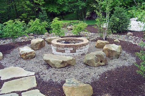 nh landscape fire pit top 50 best pit landscaping ideas backyard designs
