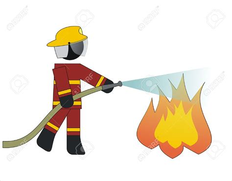 Put Out Fireplace by Extinguish Clipart Clipground
