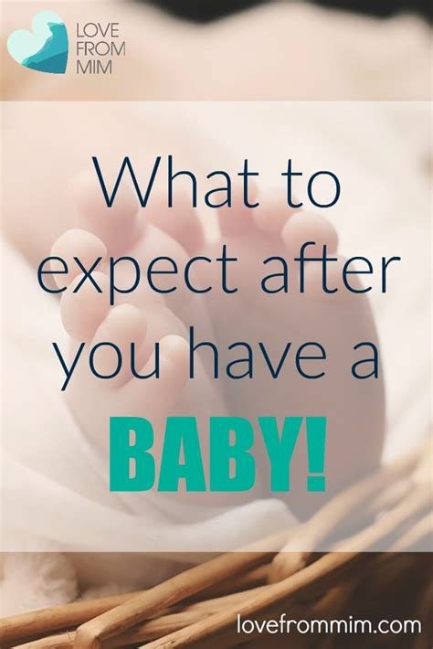 After Youd by What To Expect After You A Baby The Real Deal