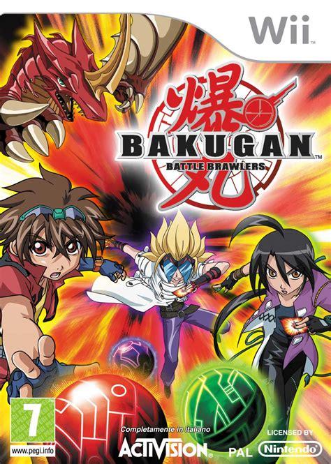 Komik Bakugan Battle Brawlers bakugan battle brawlers wii review any