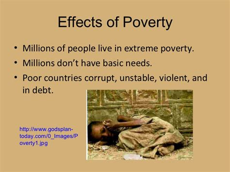 Poverty Powerpoint Poverty Powerpoint Template