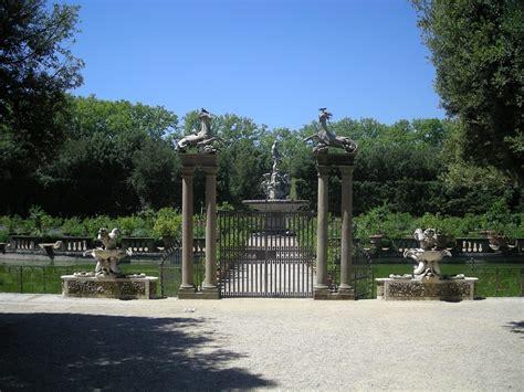 famosi giardini di firenze giardini italiani avrvm