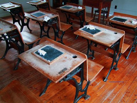 School House Desk by Free Pioneer Images Page 2