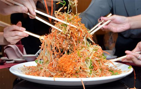 yu sang new year salad recipes yee sang or yu sheng the story this cny tradition