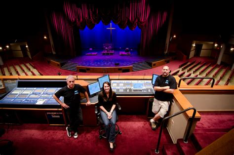 church multimedia systems