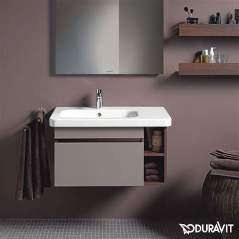 asymmetrical bathroom vanity duravit durastyle vanity washbasin asymmetrical white with