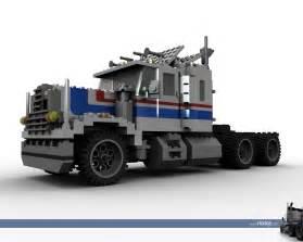 Lego Truck Lego Truck By L X On Deviantart