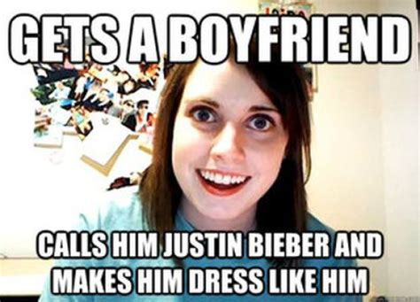 Attached Girlfriend Meme - quot overly attached girlfriend quot hilarious meme 37 pics