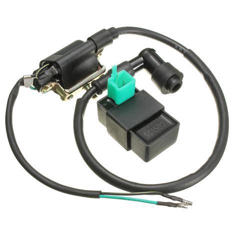 Green Cdi Ignition Coil For Pit Dirt Bike For 50cc 90cc 110cc 125cc 15 ignition coil cdi for 50cc 70cc 90cc 110cc 125cc atv gokart dirt pit bike lazada malaysia