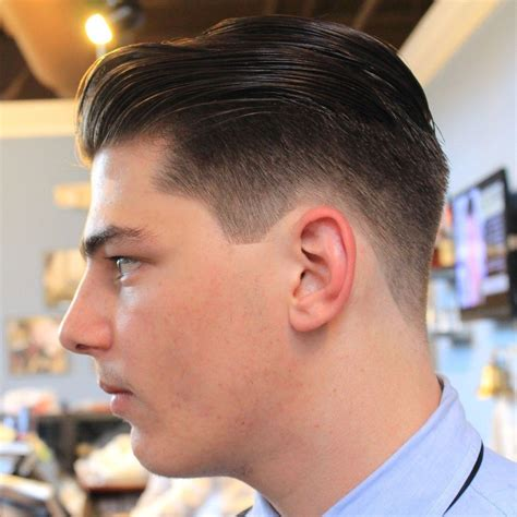 layering hair versus tapering hair layered taper fade fade haircuts pinterest taper