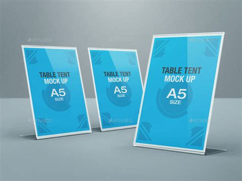 standard table tent card size standard table tent size to select a size click the