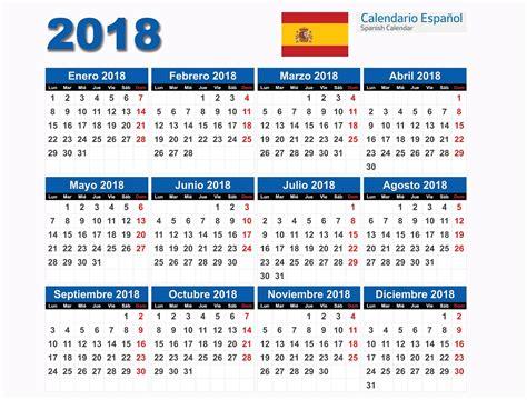 Calendarios De Calend 225 Rios 2018 Espanhol Cdr Psd Ai Pdf Calend 225 Rios Gr 225 Tis