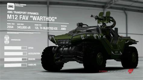 halo warthog forza horizon 3 forza horizon 3 the halo warthog