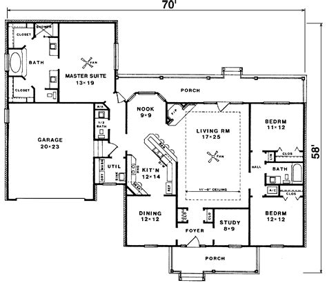 home designs and floor plans devilla country ranch home plan 069d 0018 house plans and more