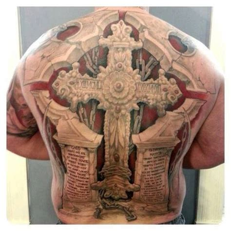 tattoo back large back tattoos and designs page 233