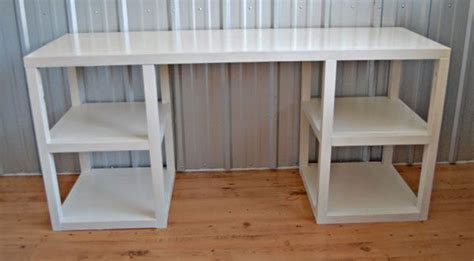 build your own computer desk plans ana white build a parson tower desk free and easy diy