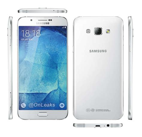 Samsung A8 Vs Note 4 yet another samsung galaxy a8 render leaks highlighting a design mix between the note 4 and