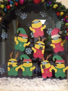Winter Wonderland Themed Decorating - classroom door contest ideas on pinterest classroom door minion door and minions