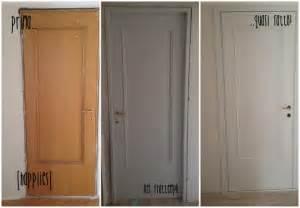 ristrutturare porte in legno rinnovare le vecchie porte di casa ridipingere le porte