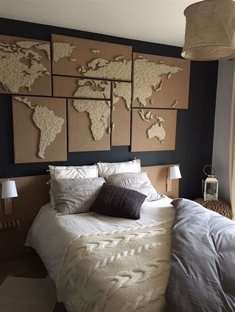 Bedroom World by Best 25 World Map Bedroom Ideas On Map
