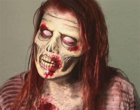 tutorial latex halloween 115 best images about halloween makeup on pinterest