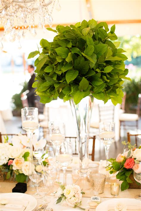 Lush Greenery Centerpieces Greenery Centerpiece Floral Greenery For Wedding Centerpieces