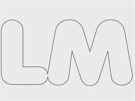 moldes de letra m pedag 243 giccos moldes de letras do alfabeto