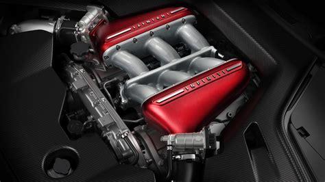 infiniti  eau rouge powered  nissan gt  engine