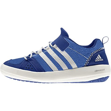 adidas water shoes adidas outdoor climacool boat cf water shoe boys