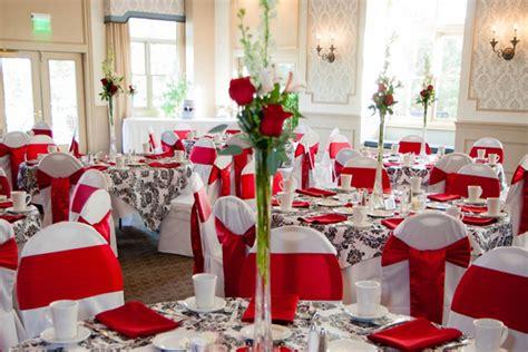 Imagenes Bodas En Blanco Y Rojo | ideas para una boda en rojo y blanco