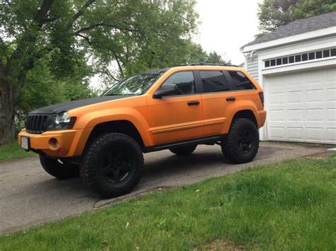 Plasti Dip Jeep Grand Cherokee Car Pinterest