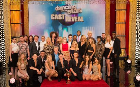abc dancing with the stars cast and partners 2014 surprise dancing with the stars season 20 cast announced