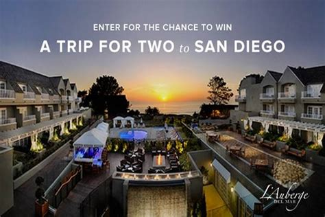 San Diego Sweepstakes - san diego trip 2014 giveaway sweepstakesbible