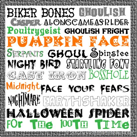 printable scary fonts free other font file page 79 newdesignfile com