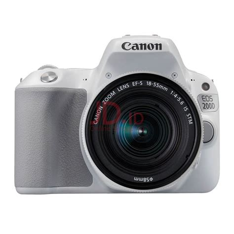 Jual Canon Eos M100 Jd Id by Jual Canon Eos 200d White Kit Ef S18 55mm Jd Id