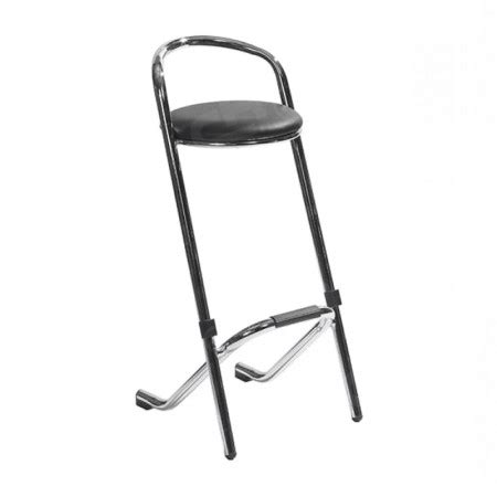 Bar Stool Black Chrome by Black Chrome Bar Stool Stool Hire