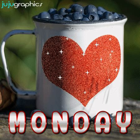 monday love glitter graphic graphics quotes comments images   myspace