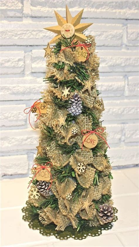 how to make christmas bells at home burlap tree family crafts