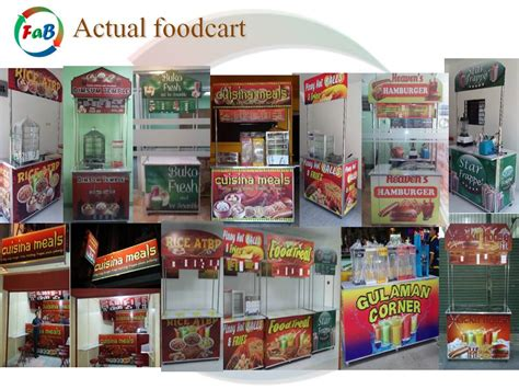How To Find In Philippines Food Cart Business In Cebu Philippines The Best Cart