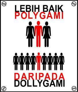 pemuda ahli sunnah monogami  poligami