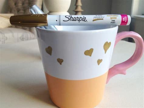 Pretty Home Decor Diy Sharpie Mug