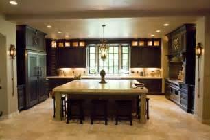 Gourmet Kitchen Cabinets Gourmet Kitchen Dunthorpe Mediterranean Kitchen Portland By R S Stapleton Company