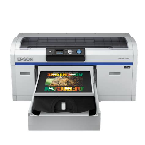 Printer Epson Surecolor Dtg F2000 epson f2000 direct to garment printer surecolor dtg scf2000