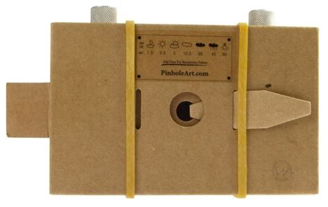 paper for pinhole pinhole on cameras industrial design
