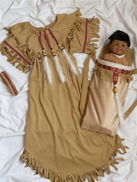 pattern making indian clothes native american girl indian dress costume plus dolls